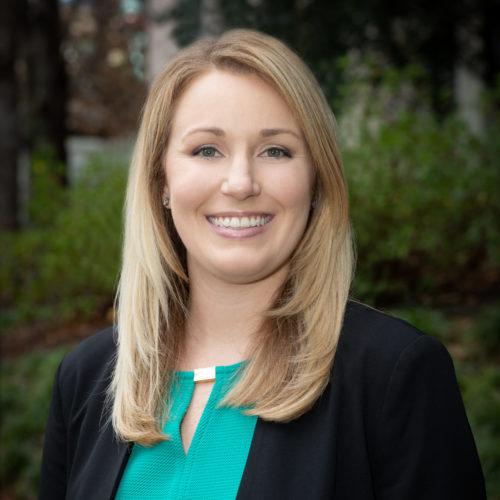 Headshot of Kristina Rust