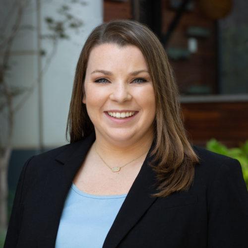 headshot of Meredith Pittman