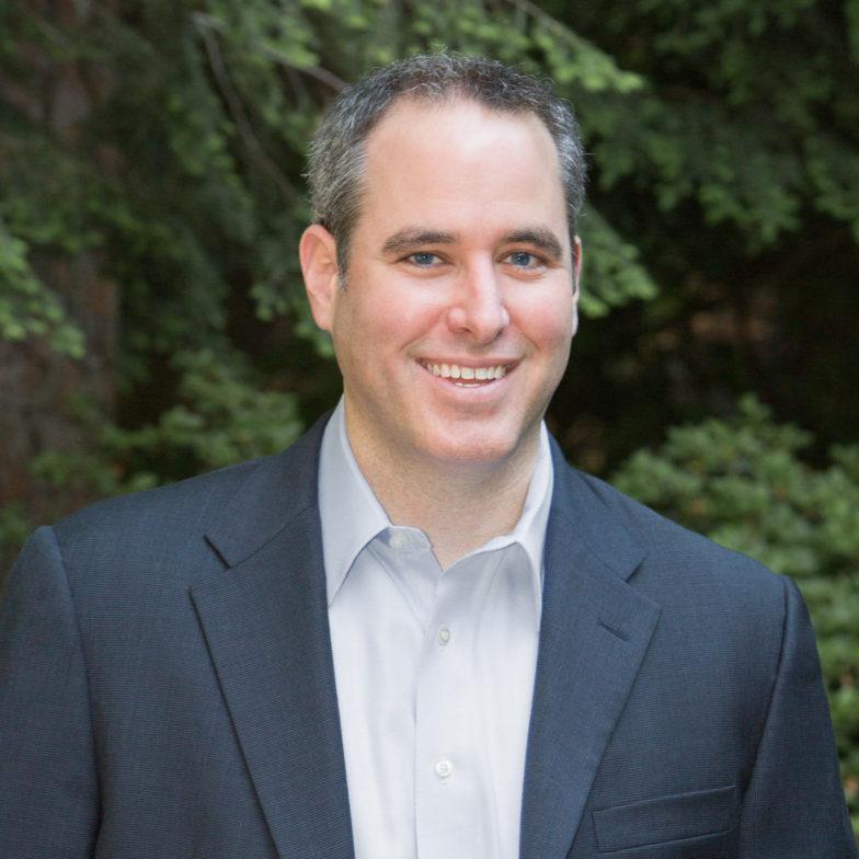 Portrait of Greg Friedman