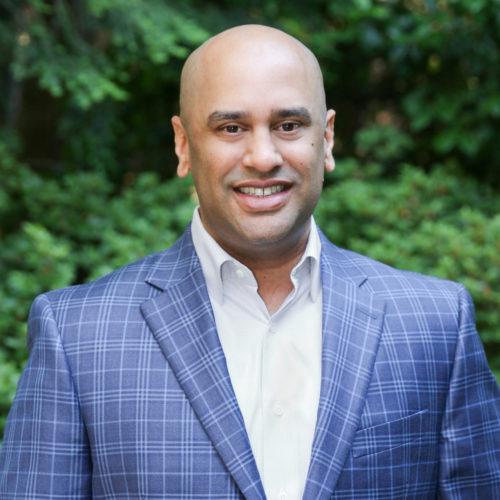 Headshot of Mitul Patel